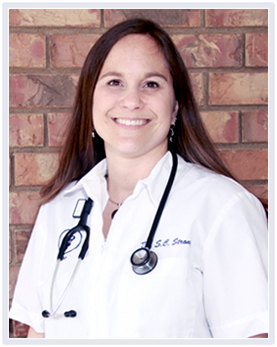 Dr. Stacey Strong, moncks corner veterinarian